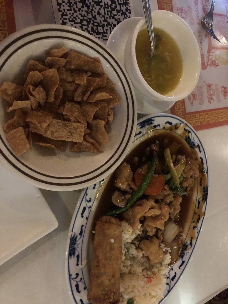 Yen Jing Chinese Restaurant: 5113 Wesley St, Greenville, TX
