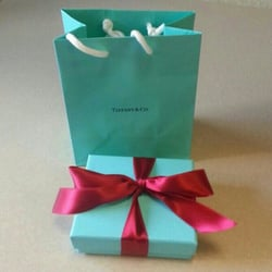 Photo of Tiffany & Co - Toronto, ON, Canada. Christmas gift to the gf