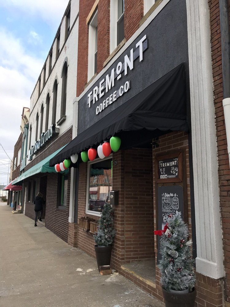 Tremont Coffee: 215 Erie St N, Massillon, OH