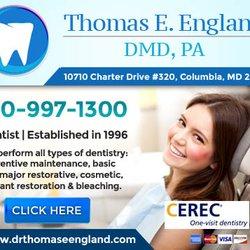 Thomas E England Dmd Pa 12 Photos General Dentistry 10710
