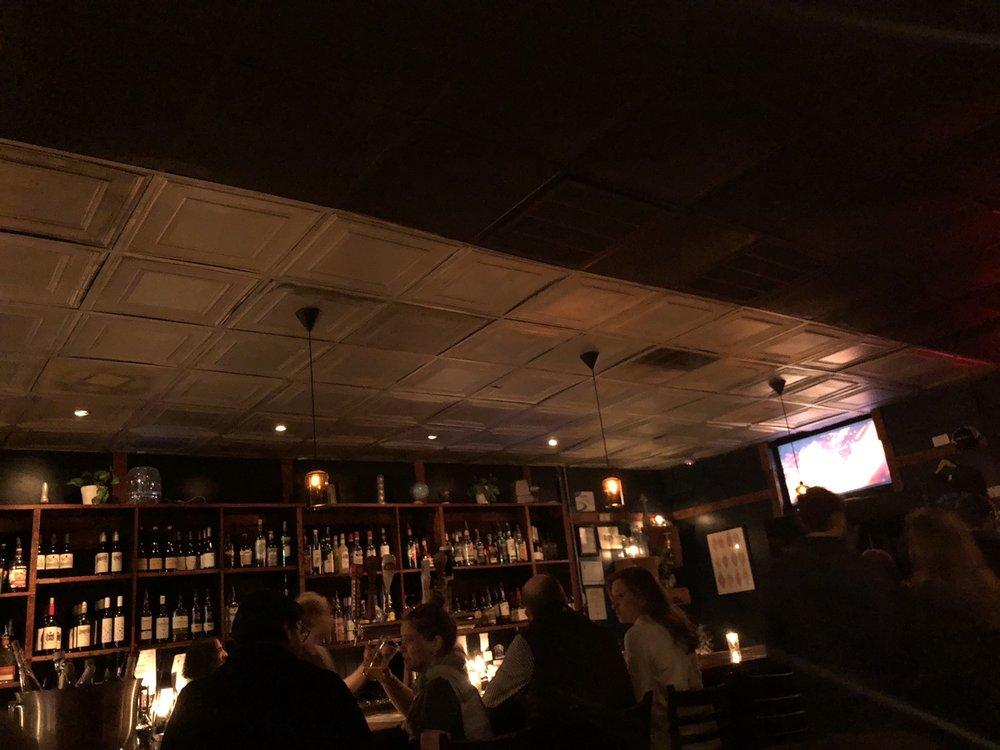 Social Spots from Normal Bar