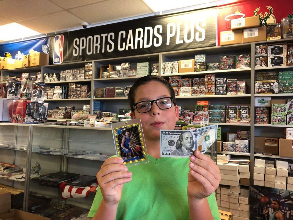 Sports Card Plus