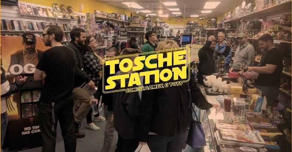 Tosche Station: 7521 Huntsman Blvd, Springfield, VA