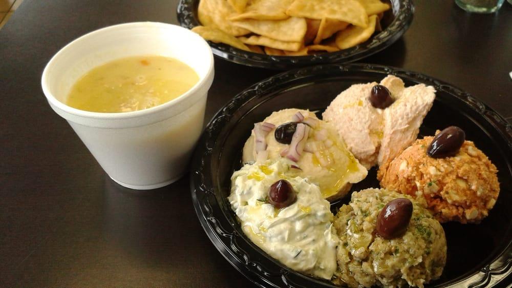 Greek – Yia Yia's Kitchen (MD)