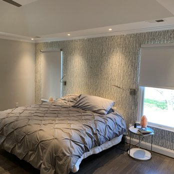 Master Bedroom Accent Wall - Yelp