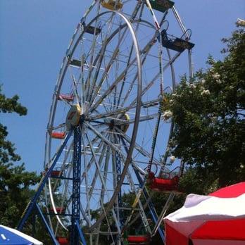 Carousel Gardens Amusement Park Rides
