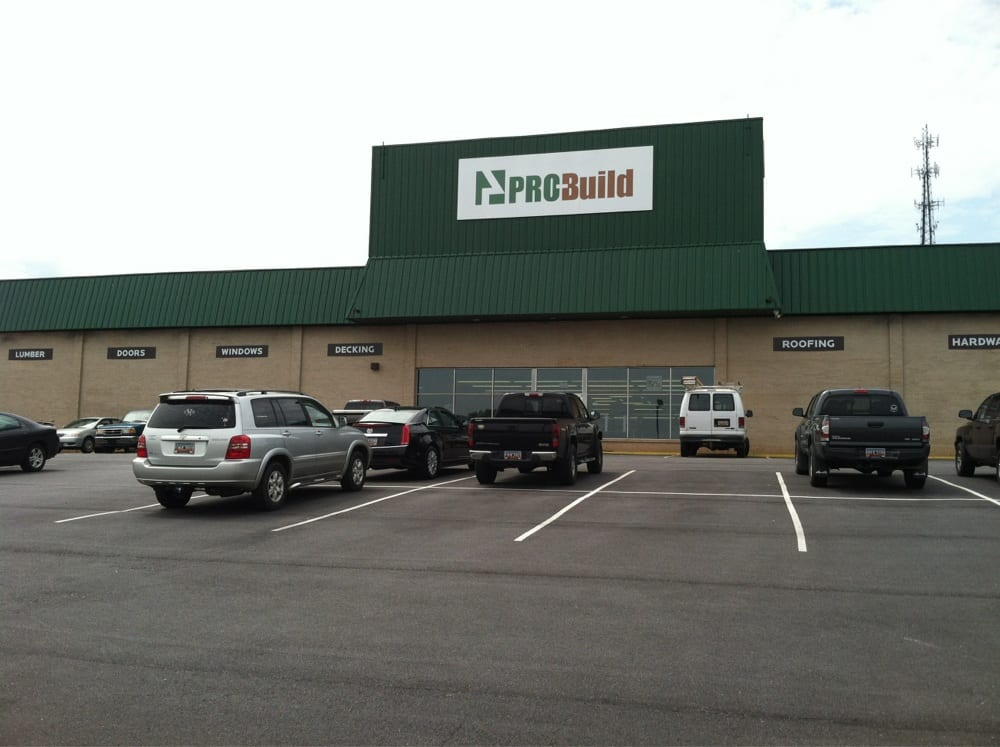 Probuild Building Supplies 259 Access Rd Spartanburg