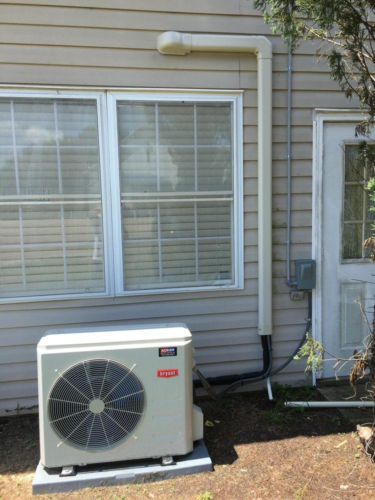 Acker Heating & Cooling: 55 Sorrow Patterson Rd, Colbert, GA