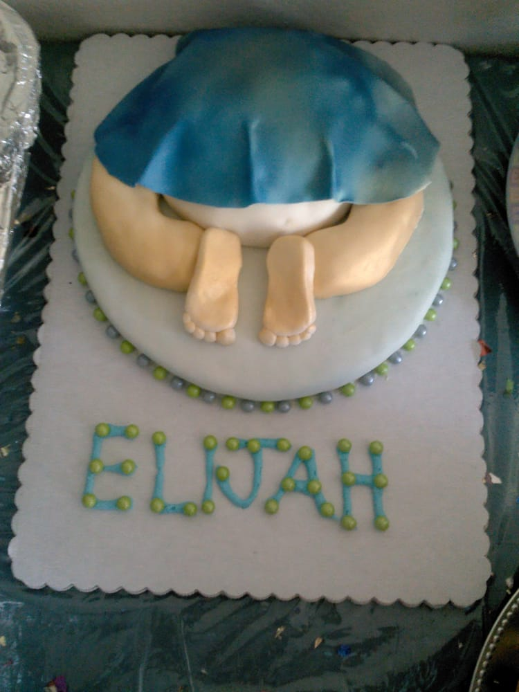 baby lou 39 s delights las vegas nv united states baby shower cake