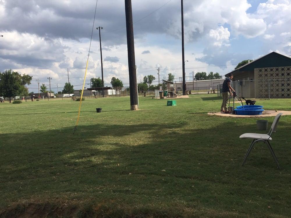 City Of Tulsa Dog Parks