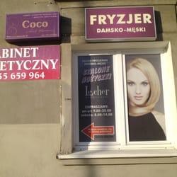 Salon Fryzjerski Szalone Nożyczki Fryzjer Ul Centrum D 1 151