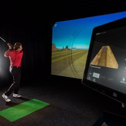 Golf simulator barrie
