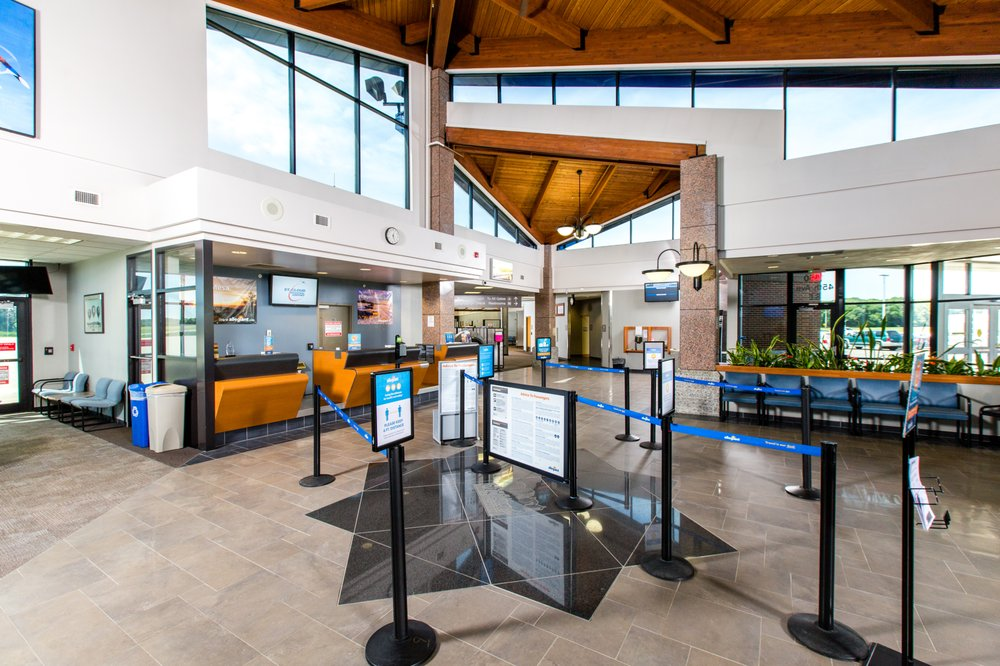 St. Cloud Regional Airport: 1550 45th Ave SE, St Cloud, MN