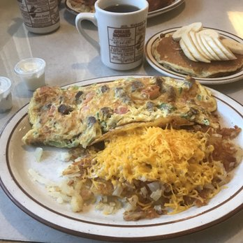 Photo Of Ray S Family Restaurant Elgin Il United States Gyro Omelet With