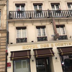 Hôtel des Deux Continents - 31 Photos - Hotels - 25 Rue