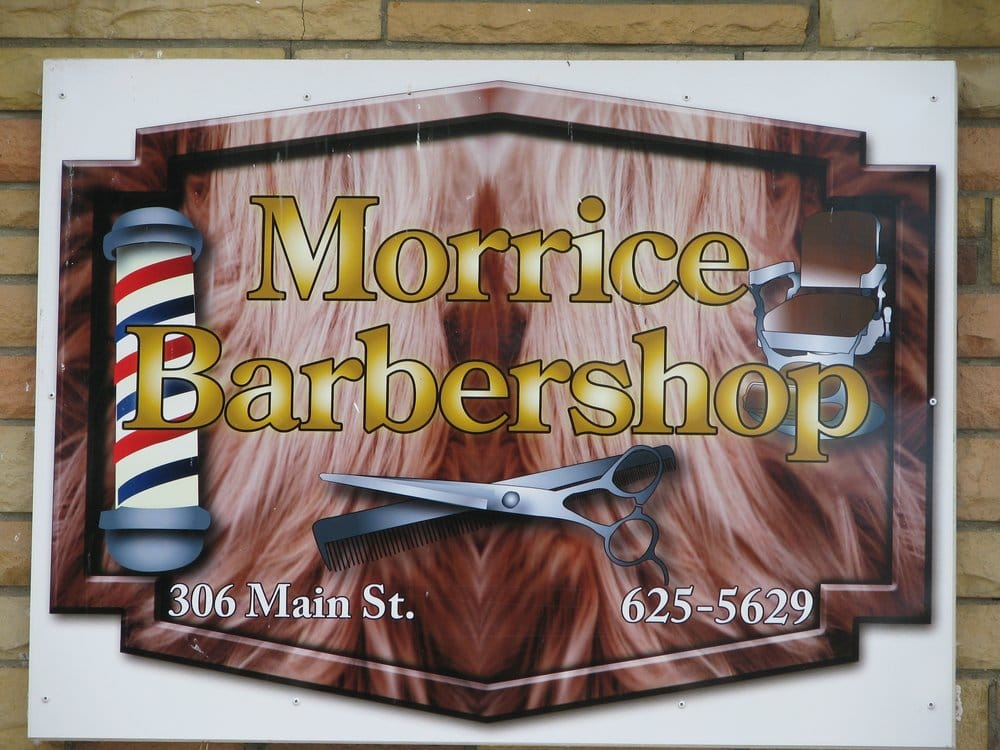Morrice Barber Shop: 306 Main St, Morrice, MI