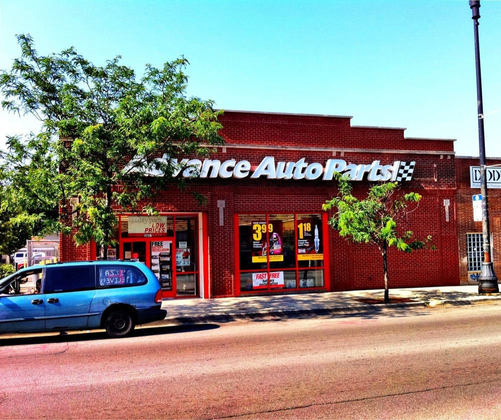 Advance Auto Parts - CLOSED - 39 Reviews - Auto Repair - 2844 W Armitage  Ave, Logan Square, Chicago, IL - Phone Number - Yelp