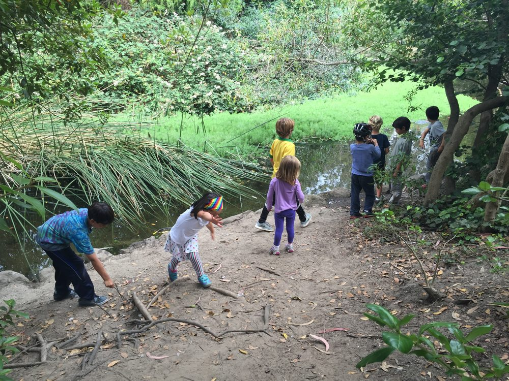 Always Learning and Growing Outdoor Programs: Golden Gate Park, San Francisco, CA