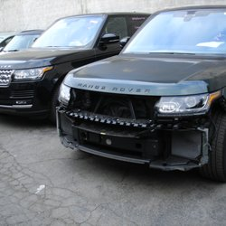Golden Hammer Auto Body Refinishing Photos Reviews - Range rover repair los angeles