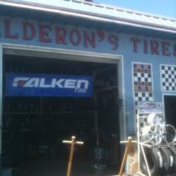 Calderon Economic Tires Wheels Inc Closed Tires 619 N