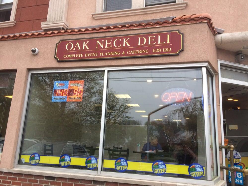 Oak Neck Deli: 80 Bayville Ave, Bayville, NY