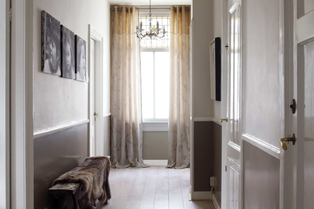 Floral Print Drapes Are A Great Way To Add Texture To Your