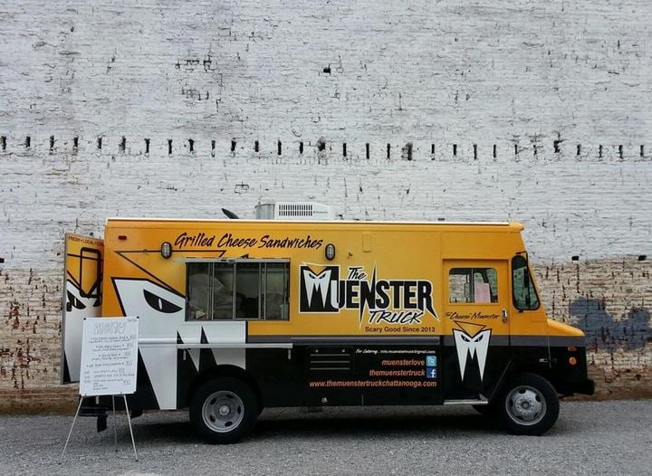 The Muenster Truck