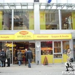 Maggi kochstudio  Maggi Kochstudio Dortmund - GESCHLOSSEN - Suppe & Eintopf ...