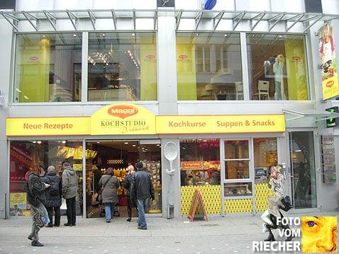 Maggi Kochstudio Dortmund - GESCHLOSSEN - Suppe & Eintopf ... | {Maggi kochstudio 30}