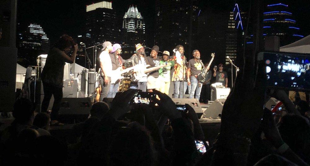 Austin Reggae Festival