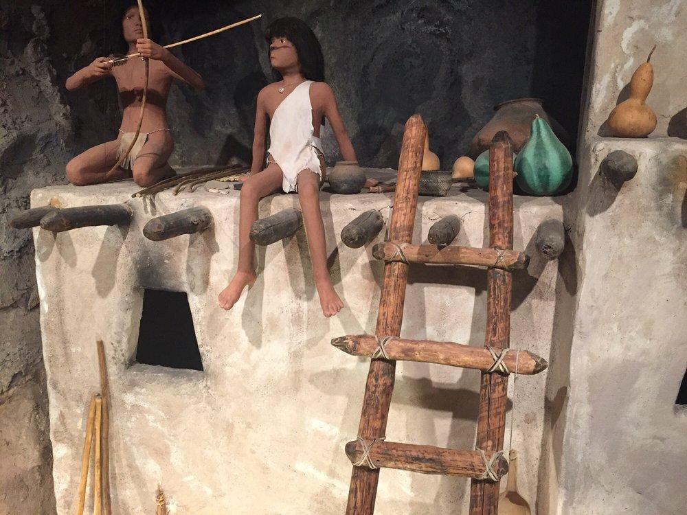 El Paso Museum of Archaeology: 4301 Transmountain Rd, El Paso, TX