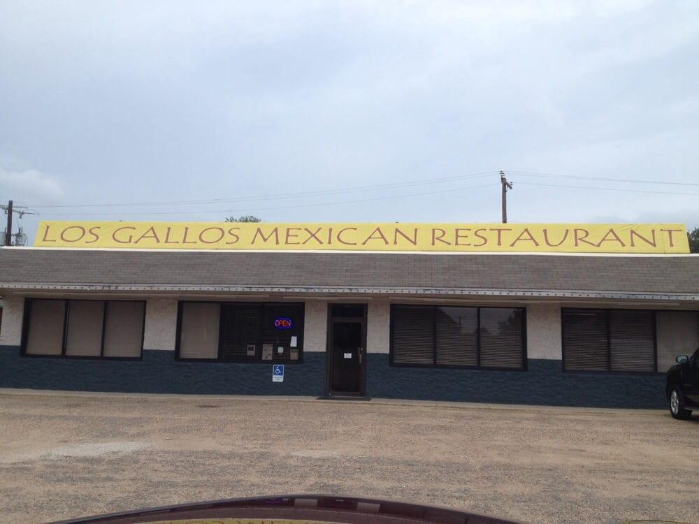 Los Gallos: 1400 Ringgold Ave, Coushatta, LA