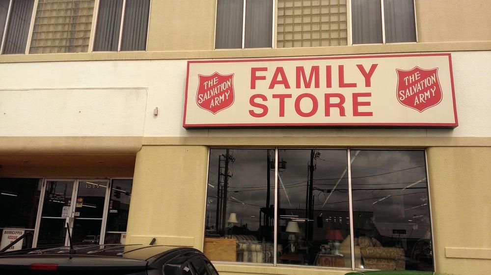 Salvation Army Community Service Non Profit 1324 S