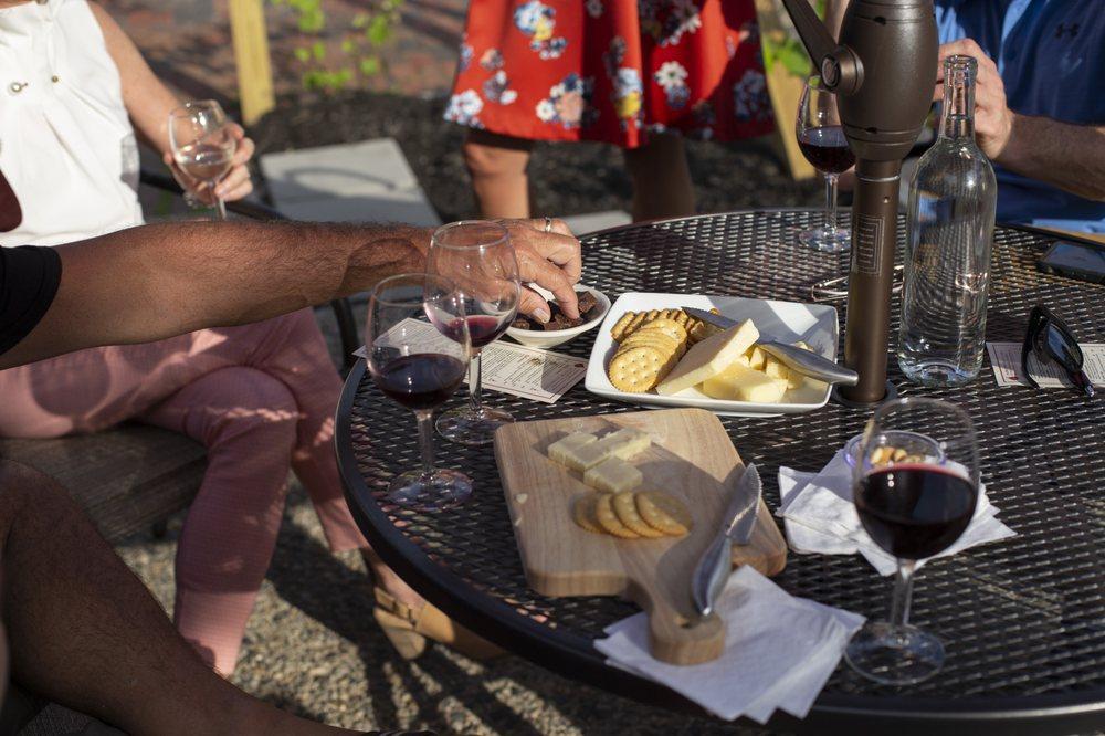 Atrium Wine Bar: 25 S Mountain Dr, Lincoln, NH