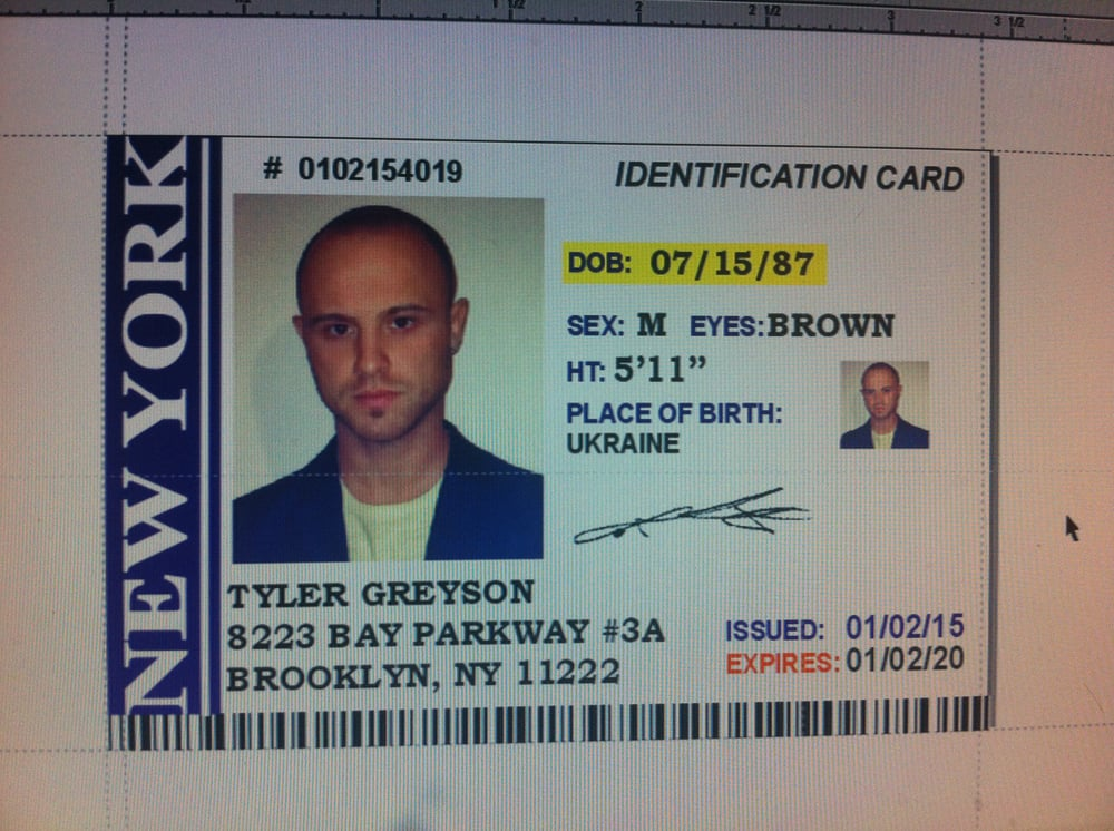 Available Id State Non-gov Cards - Yelp