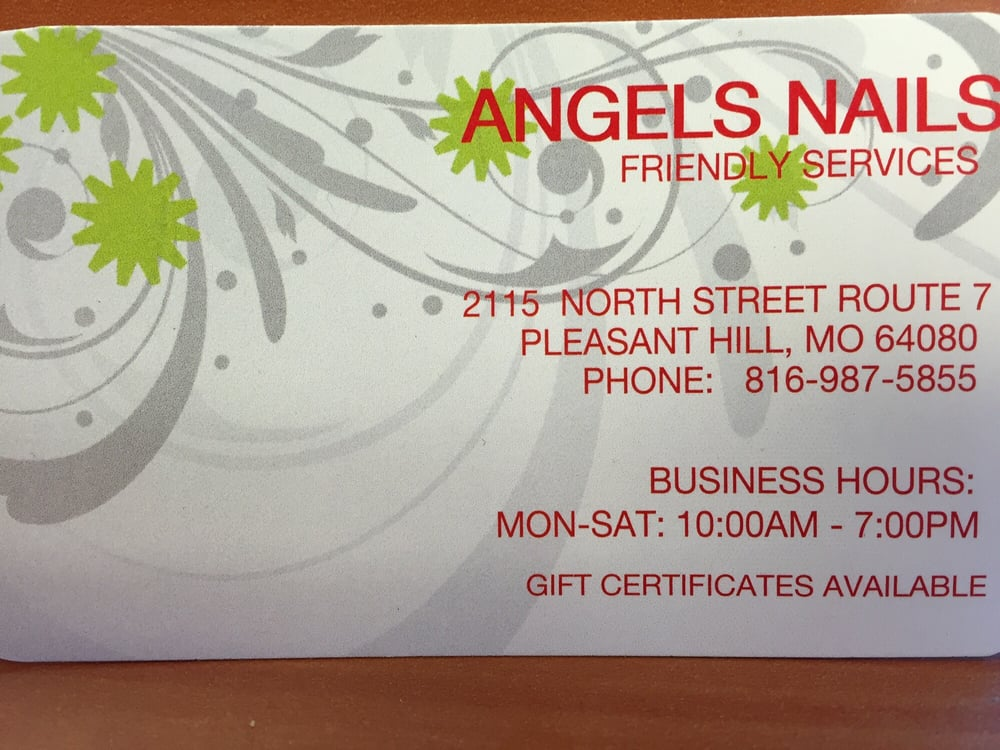 Angel Nail & Hair Salon