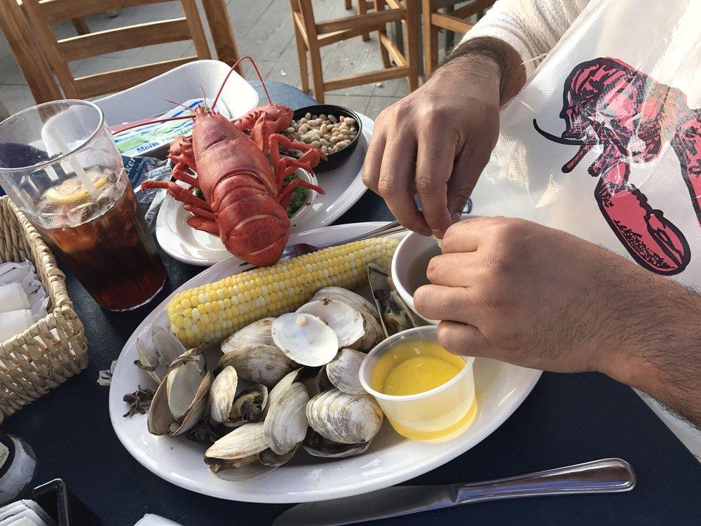 Jake's Seafood Restaurant: 50 George Washington Blvd, Hull, MA