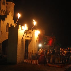 photo of screams halloween theme park waxahachie tx united states the castle - Halloween Theme Pictures