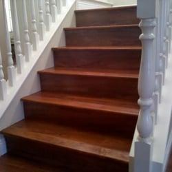 Photo Of Garciau0027s Flooring   Orange, CA, United States. Boxed Stair Casing