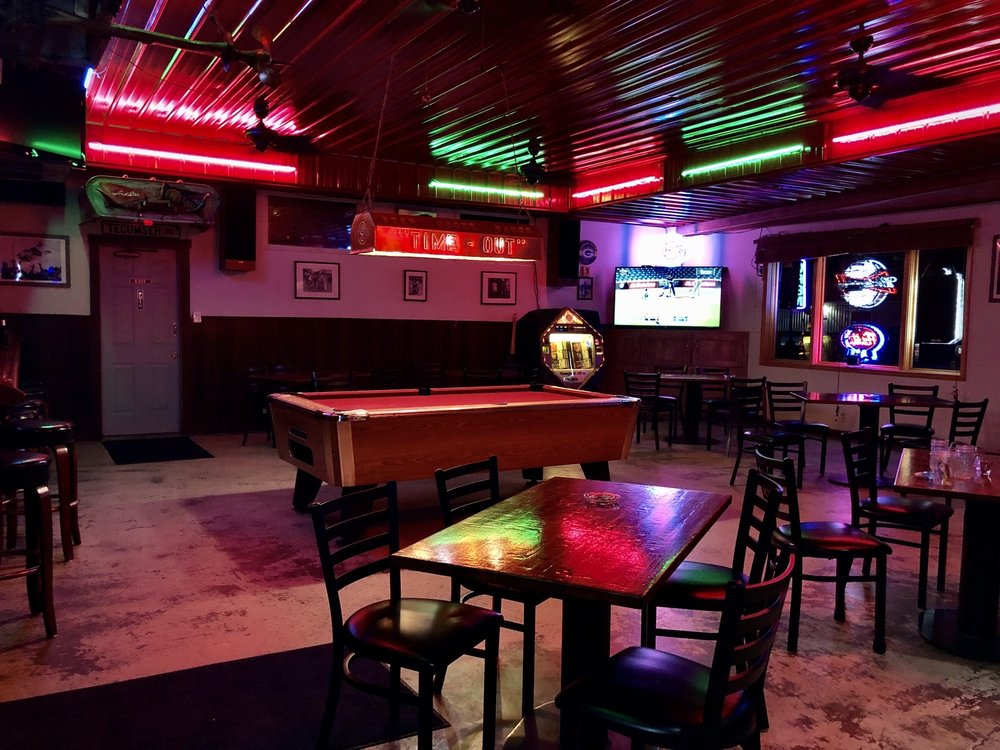 Time Out Sports Bar & Grill: 7758 N State Road 23, Walkerton, IN