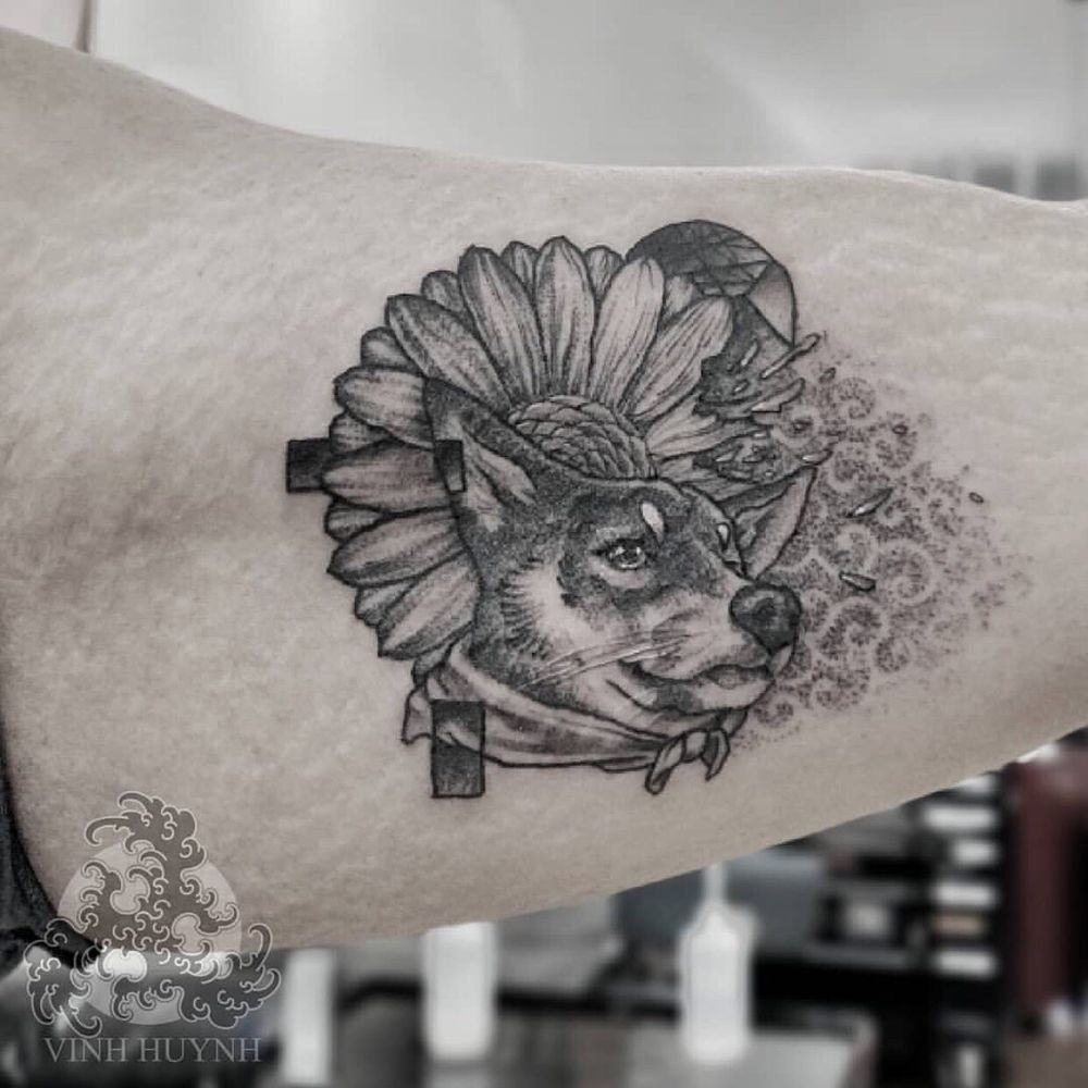 Black & Blue Tattoo: 381 Guerrero St, San Francisco, CA