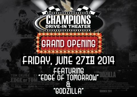 Champions Drive-In Theater: 26350 France Ave, Elko New Market, MN