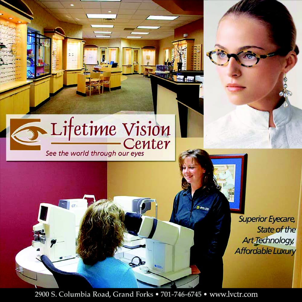Lifetime Vision: 2900 S Columbia Rd, Grand Forks, ND