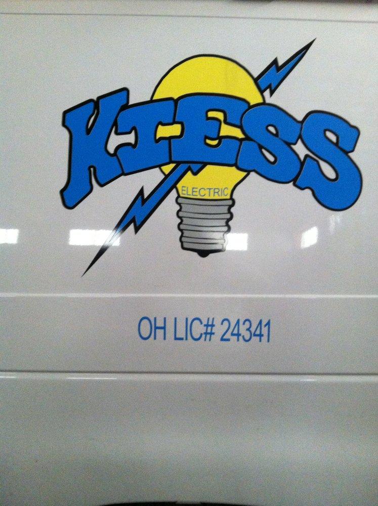 Kiess Electric: 1765 E Mansfield St, Bucyrus, OH