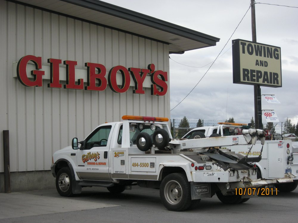 Towing business in Butte, MT