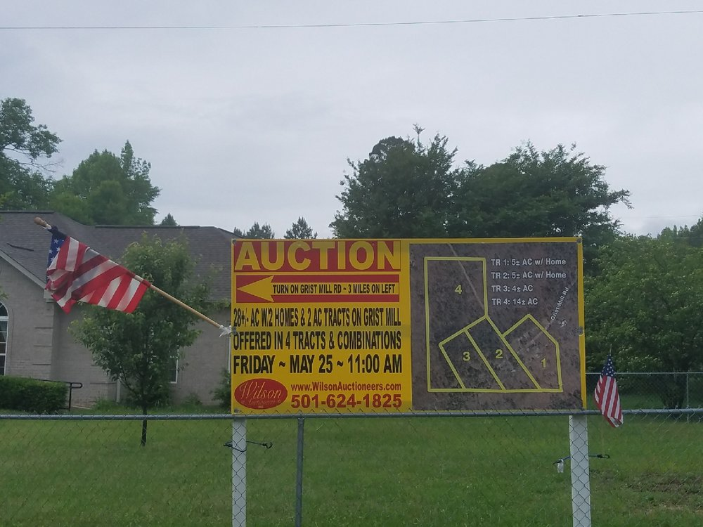 Wilson Real Estate Auctioneers