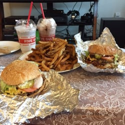 po of five guys burgers fries mililani hi united states takeout