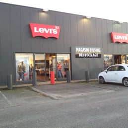 Levi s herrenmode rue georges ohm m rignac gironde - Merignac soleil magasins ...