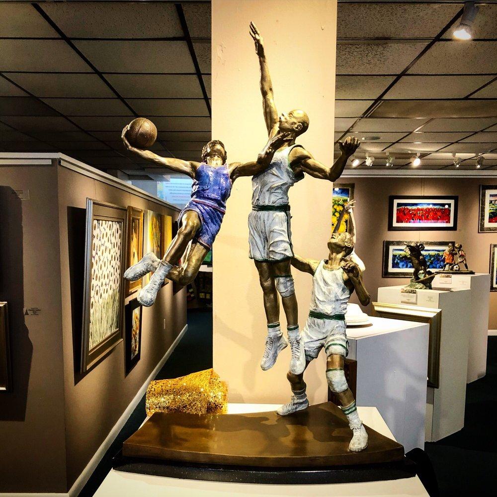 Richard Stravitz Sculpture & Fine Art Gallery