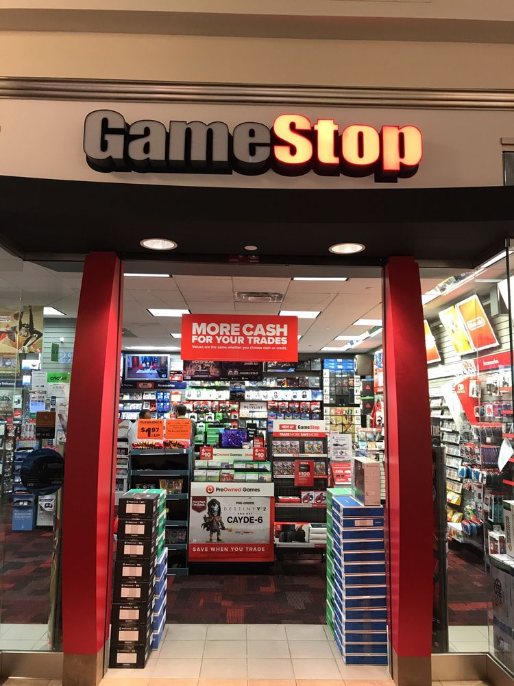 GameStop: 21100 Dulles Town Cir, Sterling, VA